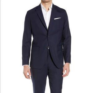 Nordstrom Men's Shop Dark Navy Sport Coat